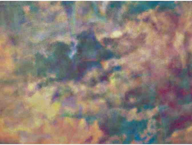 'AS CLOUDS ROLL BY' by WBK:  Available in 2 mediums:  A3 Giclee or 30x40 Canvas!