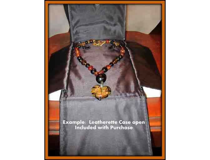 #15: 1/Kind Gemstone Necklace