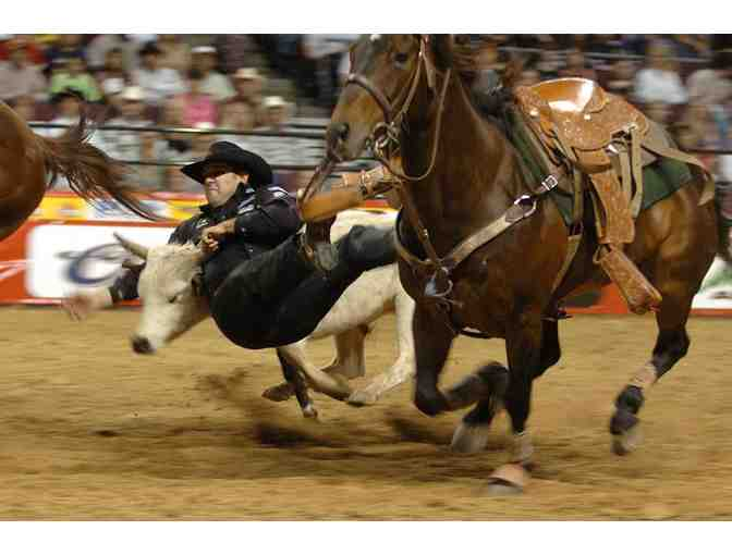 Saddle Up for the 2013 National Finals Rodeo, Las Vegas