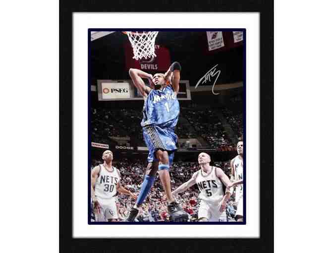 Tracy McGrady Hand-Signed & Framed 16x20 Photo