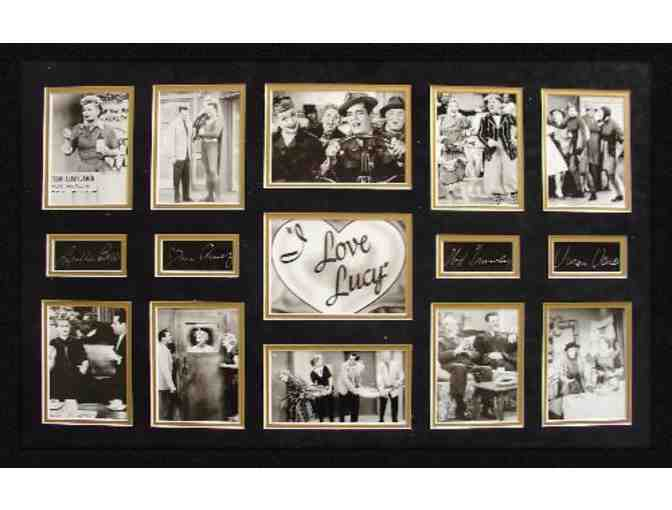 I Love Lucy Limited Edition Masterpiece Collage
