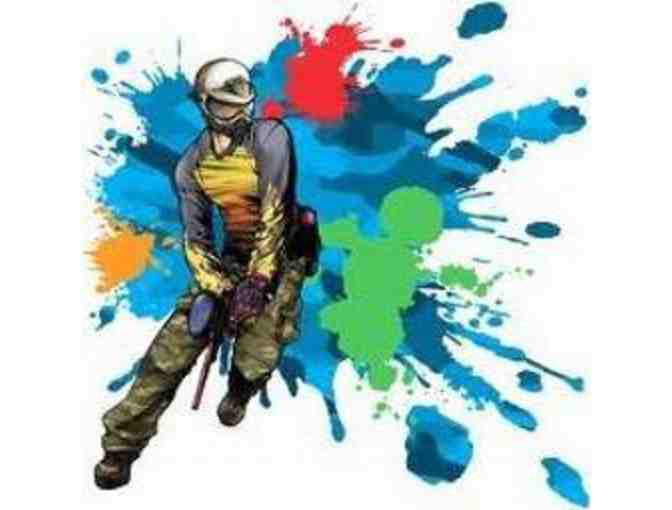 PAINTBALL USA $180 Gift Certificate - Greater Los Angeles Area