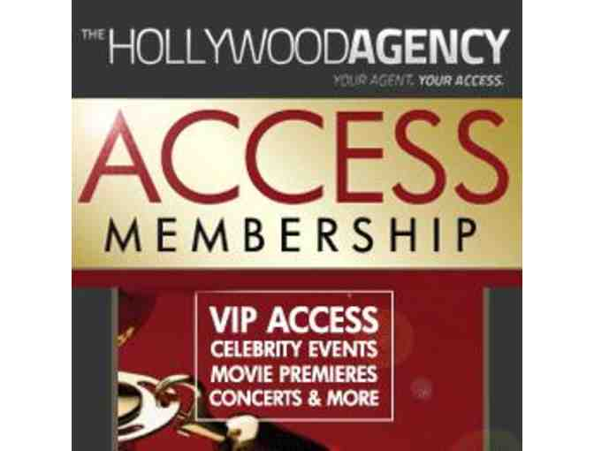 The Hollywood Agency - Gift Certificate Towards Annual Membership