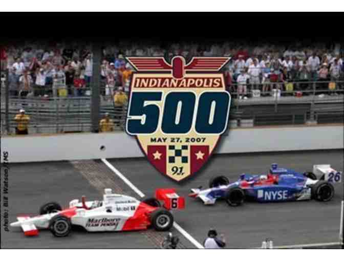 2014 INDY 500 Experience for Two