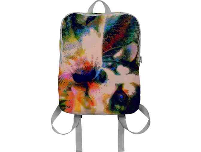 *'#42':  ART BACK PACK!  'LOVING HER CUB' BY WBK