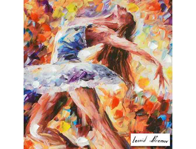 'Moments of Grace' by Leonid Afremov!!!'