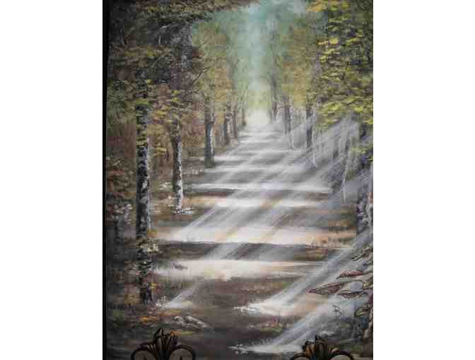 'Walk In The Park' by Artist Theresa Gaylord