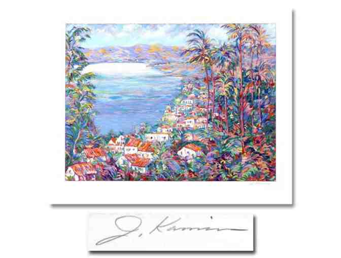 ALCAPULCO by Renowned Artist Jaqueline Kamin