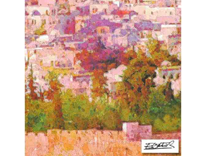 'Jerusalem' by Murray Eisner