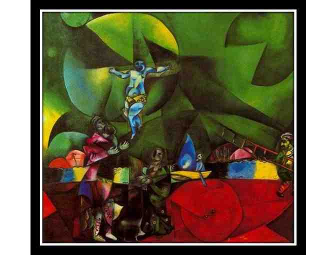 'CALVARY' BY MARC CHAGALL:  A3 GICLEE PRINT!