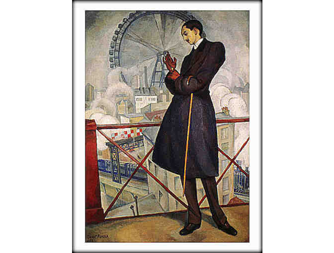ADOLFO BY DIEGO RIVERA