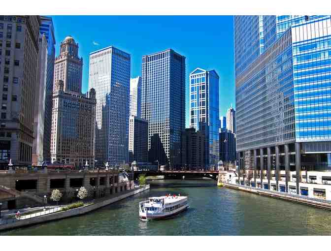 Chicago's Distinct Style & Downtown Sophistication, Chicago