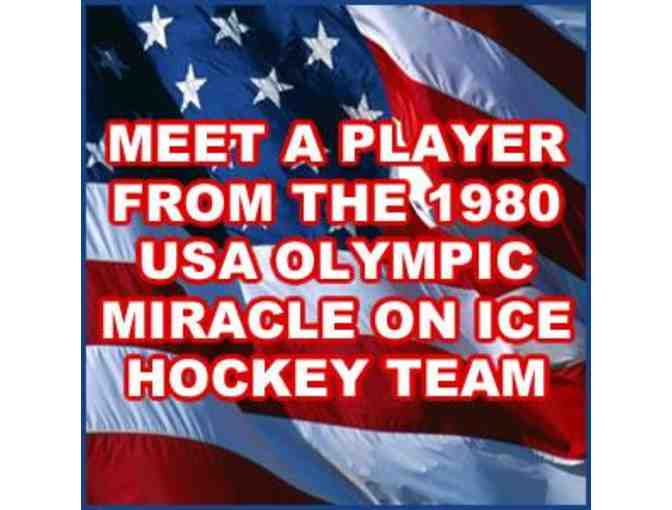 1980 Miracle on Ice: Live Entertainment In Your Home