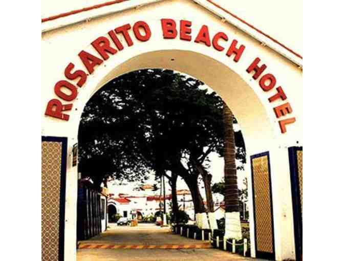 One Night Stay at the Rosarito Beach Hotel - Mexico