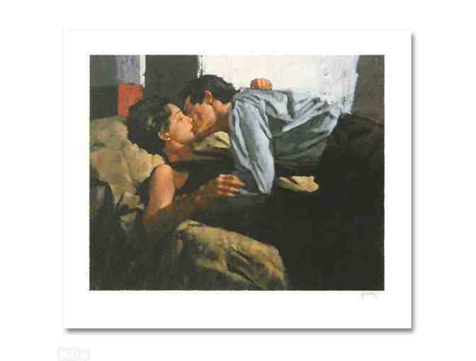 'EXPECTATIONS' BY JOHN MEYER:  Ltd Edition Giclee, signed and numbered by the Artist