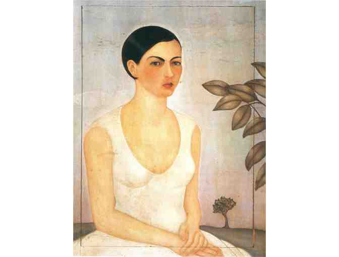 'PORTRAIT OF MY SISTER CHRISTINA' BY FRIDA KAHLO
