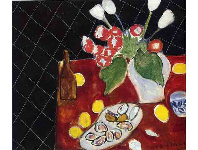 'Tulips and Oysters' by Henri Matisse