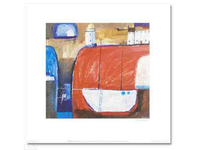 'Red Boat' by David Jaundrell!!!