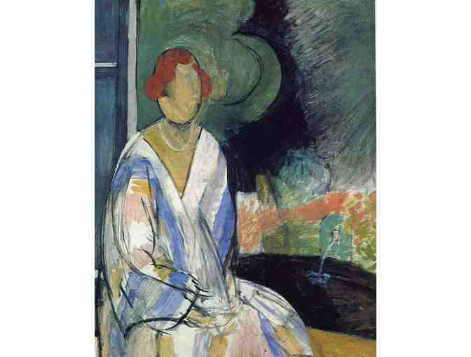 'Woman At the Fountain' by Matisse