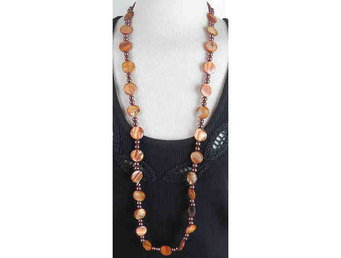 FAB FAUX NECKLACE #528