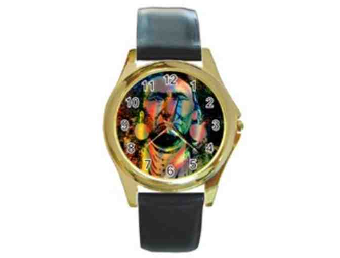 * 'Chief Joseph' by WBK:   Exclusive!  Wearable Unisex Art Watch
