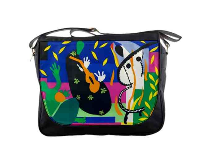 'SORROW OF THE KING' BY HENRI MATISSE:  MESSENGER BAG!