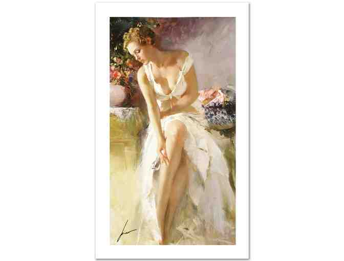 0-INV: 'Angelica' Limited Edition Giclee by Pino (1939-2010)! UBER COLLECTIBLE!