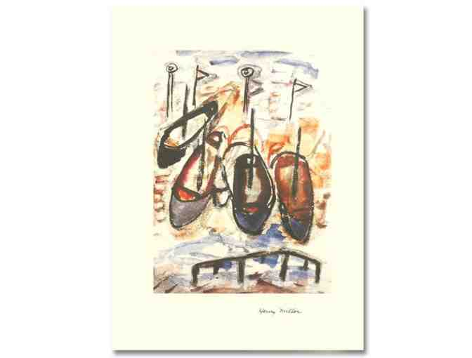 0-INV: 'MARSEILLE' by renowned AUTHOR and ARTIST:  Henry Miller!: UBER COLLECTIBLE!!