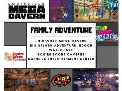 Family Fun & Adventure Pack