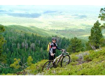 Backcountry Biking Trip for Two