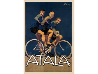 Fine Art Bicycle Print
