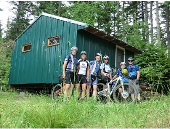 6 Day Cycling Hut Grand Tour for 2
