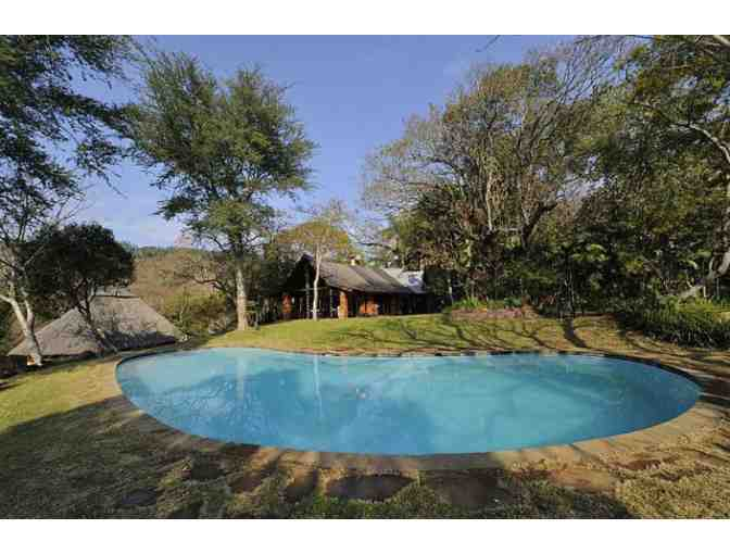 Phophonyane Falls Ecolodge and Nature Reserve in Swaziland