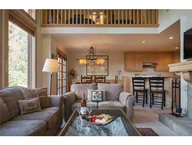 Condo in the Village at Sugarplum in Alta/Snowbird, Utah, short walk from the ski lifts
