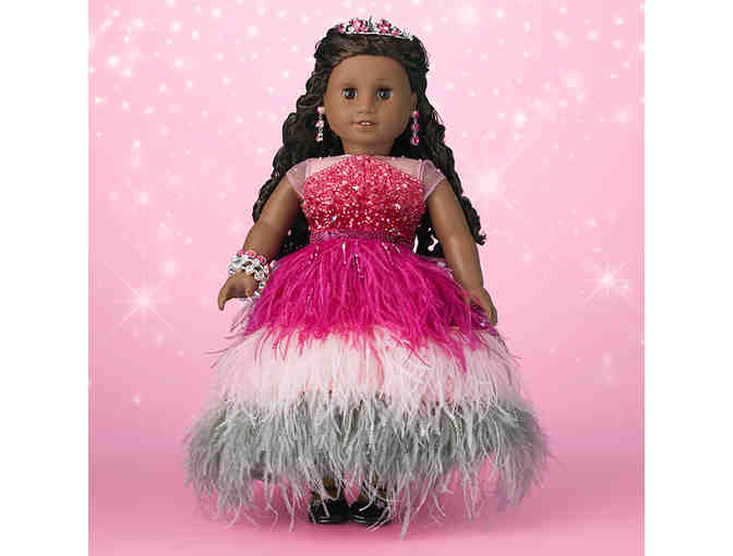 2020 American Girl Fuchsia Feathers Collector Doll