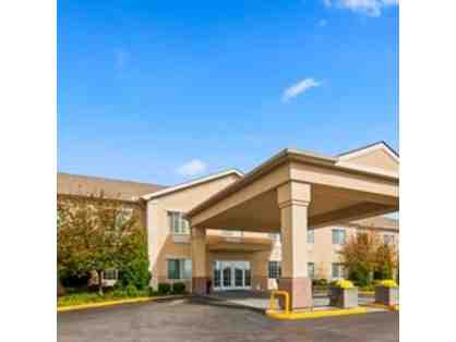 $120 Gift Certificate to Best Western, Lawrenceburg, Kentucky