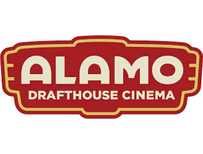 Alamo Drafthouse Yonkers four (4) tickets plus $20 Concession