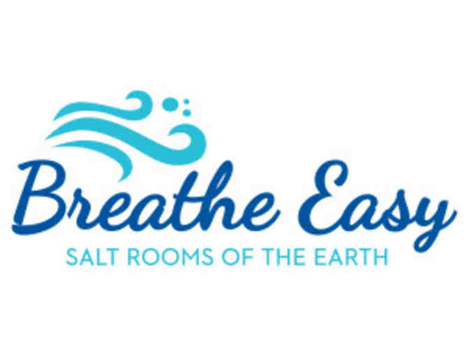 Five Salt Sessions at Breathe Easy