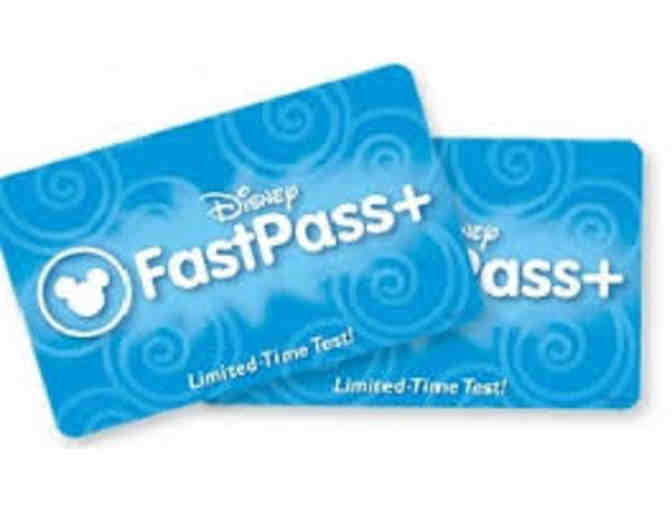 Four (4) One-Day Parkhopper Fast Pass Passes