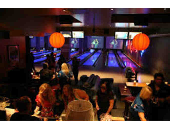 Lucky Strike Palisades Mall - Bowling Party!