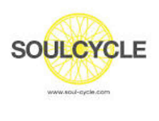 Five (5) classes at Soul Cycle