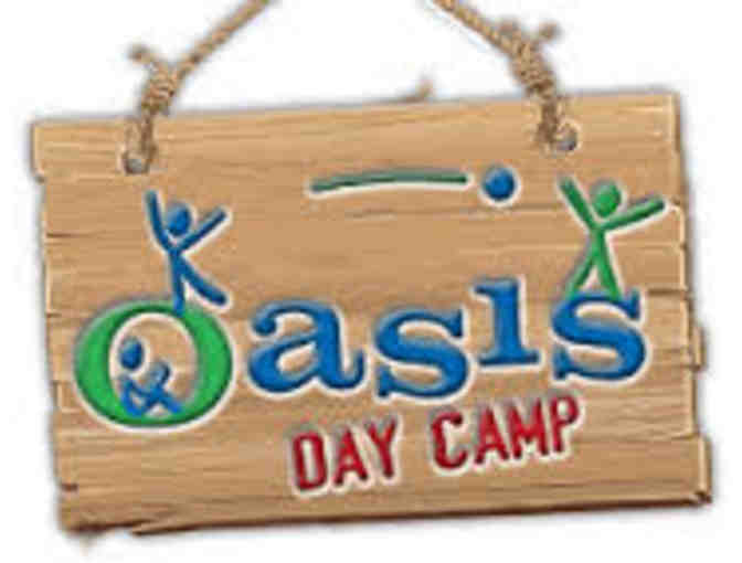 Discount at Oasis Day Camp