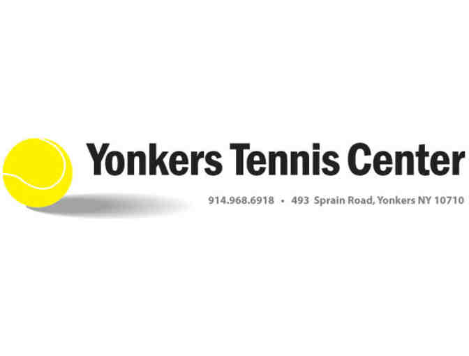 $250 Gift Certificate at Yonkers Tennis Center