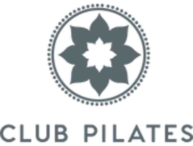 One Month/8 Class @ Club Pilates, Scarsdale