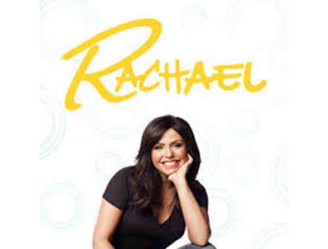 The Rachael Ray Show - 4 VIP tickets to a taping and a VIP backstage tour!