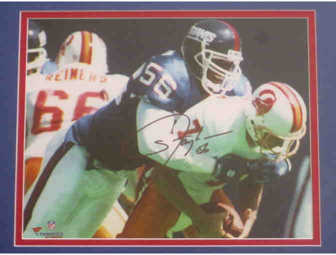 Lawrence Taylor/NY Giants Signed Photograph