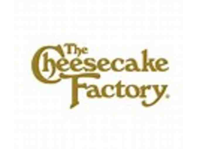 $50 Gift Certificate to Cheesecake Factory - Photo 1
