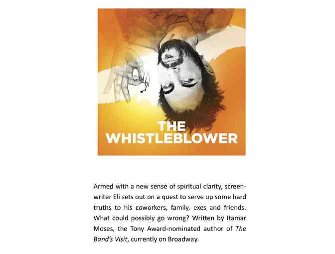 The Whistleblower (Theater Show)