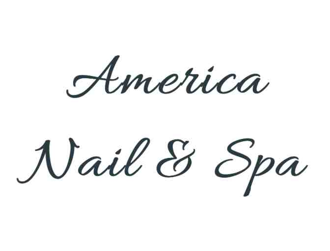 America Nail & Spa $25 Gift Certificate - Photo 1