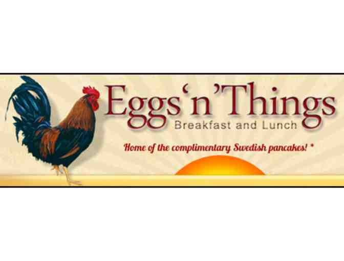 Eggs-N-Things $25 Gift Certificate - Photo 1